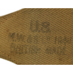 Strap, Carrying, Bag, M-1936, British Made, 1944
