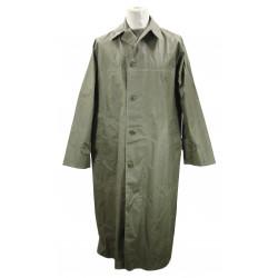 Raincoat, Enlisted Men, US Army, 1944, Medium