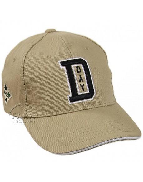 Cap, Baseball, D-Day