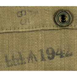 Holster, Web, Revolver, British, 1942
