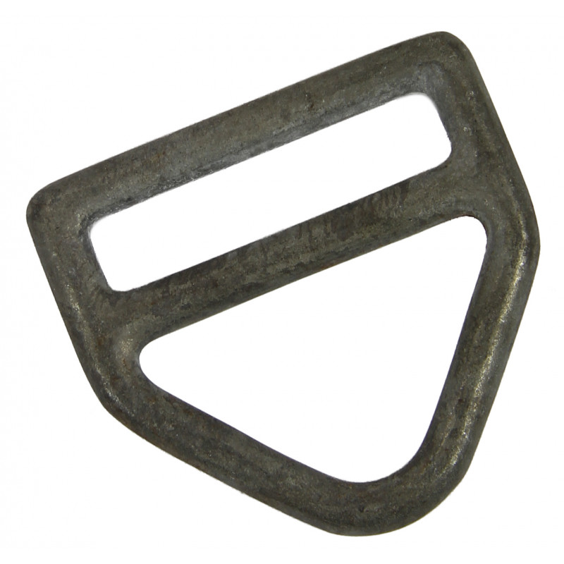 Buckle, parachute harness, V-ring