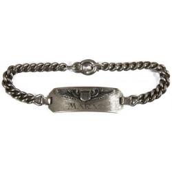 Bracelet, USAAF, Sterling, 1943