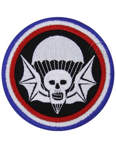 Patch du 502e régiment parachutiste, luxe