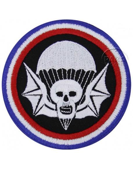 Patch du 502e régiment parachutiste, luxe