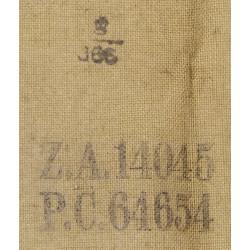 Cover, Radio, British, ZA 14045