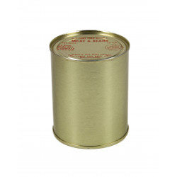 Ration, U.S. Army Field Ration C, MEAT & BEANS