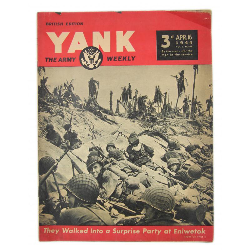 Magazine, YANK, April 16, 1944