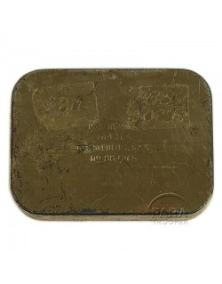 Ration, Emergency, British, D-Day