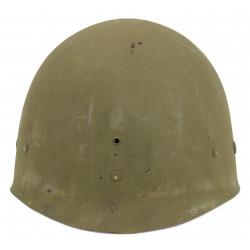 Helmet, Shell, M1, swivel bales, liner MSA