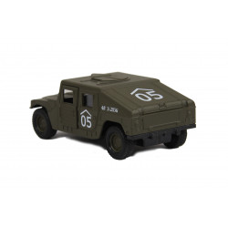 Humvee, Friction