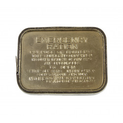 Ration, Emergency, British