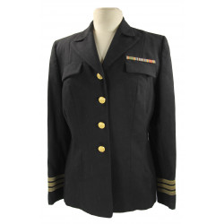 Veste de service, US Navy, WAVES, Commander