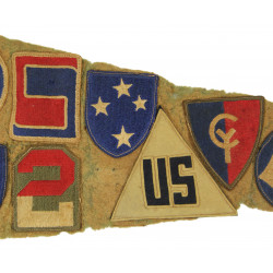 Pennant, Jakcson. Miss., with patches