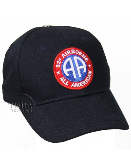 Cap, Baseball, 82nd Airborne - All American