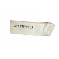 Vest, String, British, Lilly Whites 1943