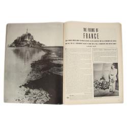 Magazine, LIFE, Lt. Kelso Horne, 508th PIR, 82nd AB, August 14, 1944