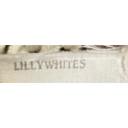 Vest, String, British, Lilly Whites 1942