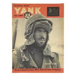 Magazine, YANK, February 4, 1945
