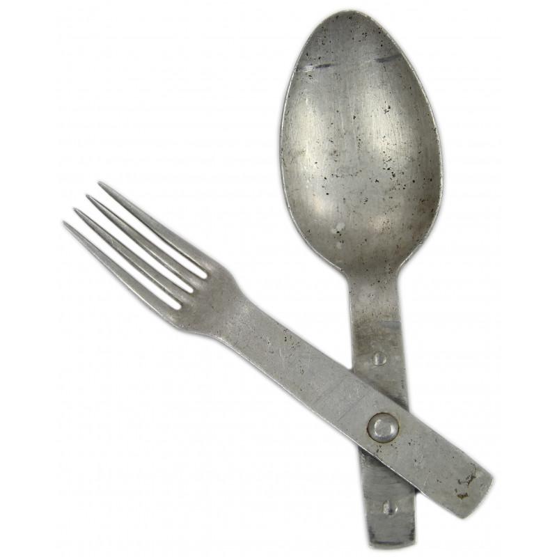 Ustensils, Eating, Folding, German, 1939