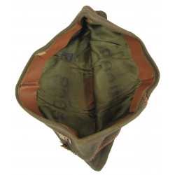 Cap, Garrison, Medical Department, Size 6 3/4, with Insignia