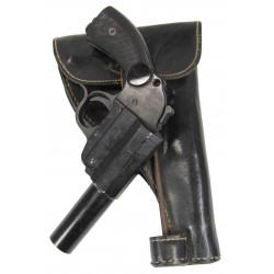 Set, Pistol, Flare, 1941 & holster, 1942
