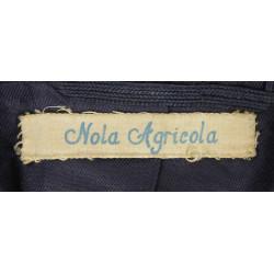 Grouping, Nola Agricola, WAVES