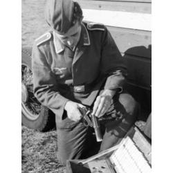 Pistol, Flare, 1941 & Holster, 1942, Kriegsmarine