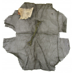 Net, helmet, with band, M1943