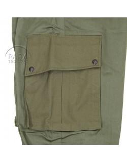 Trousers, Parachutist, Modified, M-1943