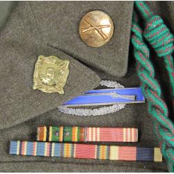 Grouping, Raymond Wieczorkowski, 9th Inf. Regt., 2nd Infantry Division