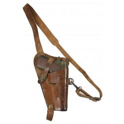 Holster, Shoulder, Pistol, M-3, Pistol Colt .45, Boyt, 1943, named