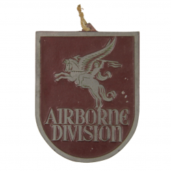 Shield, Pegasus, British Airborne, Metal