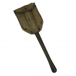 Shovel, Folding, M-1943, 1943 -1944