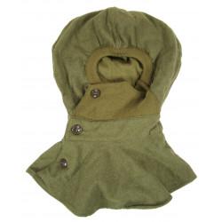 Hood, Wool, OD, Protective, US Army, 1944