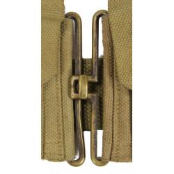 Belt, Cartridge, M1 rifle, R. M. Co, 1941