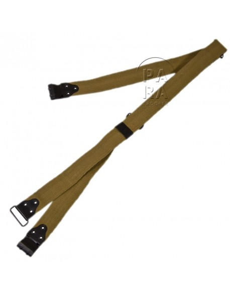 Sling, Canvas, Thompson SMG