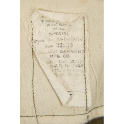 Jacket, Ike, Officer, 49th inf. Regt., 8th Armored Division, Identified