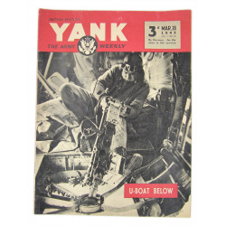 Magazine, YANK, March 28, 1943