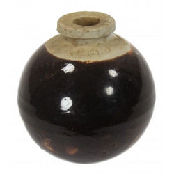 Grenade, Hand, Ceramic, Brown, Type 4, Japanese