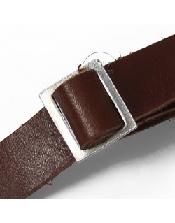 Strap, Leather, Chin, 1st model