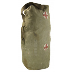 Bag, Barrack, Medic, Identified