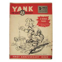 Magazine, YANK, June 25, 1943