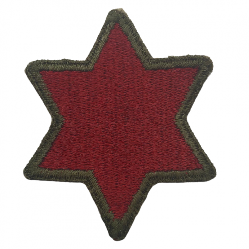 Patch, 6th Infantry Division