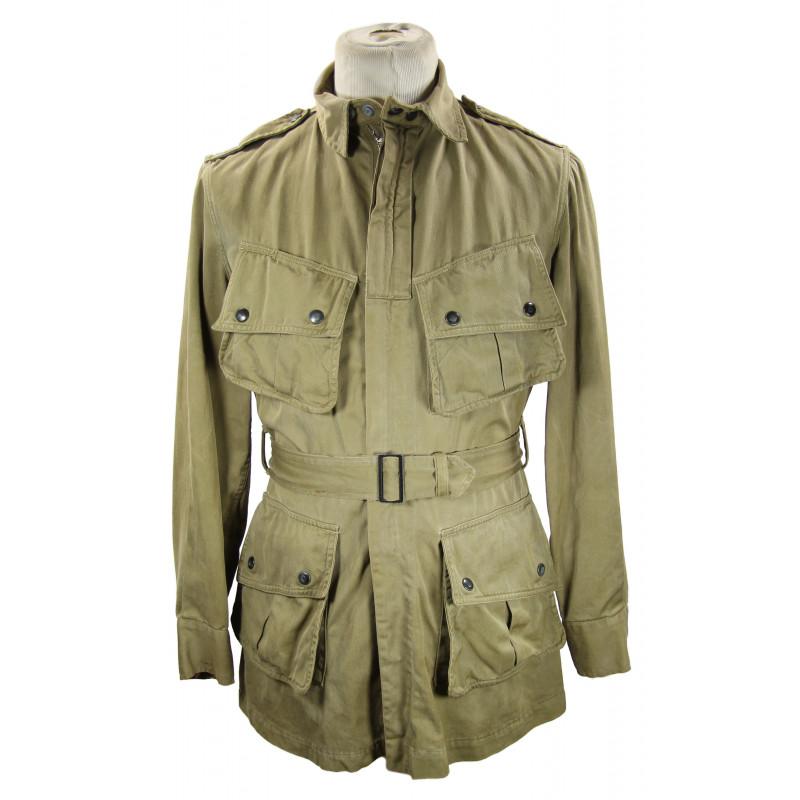 Jacket, Parachutist, M-1942