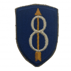 Patch, 8th Infantry Division
