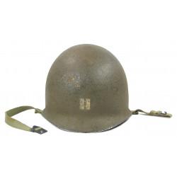 Helmet, M1, Fixed Bales, Captain