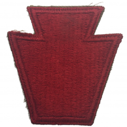Patch, 28th Infantry Division, Normandy