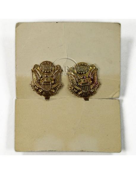 Boucles d'oreilles US Army