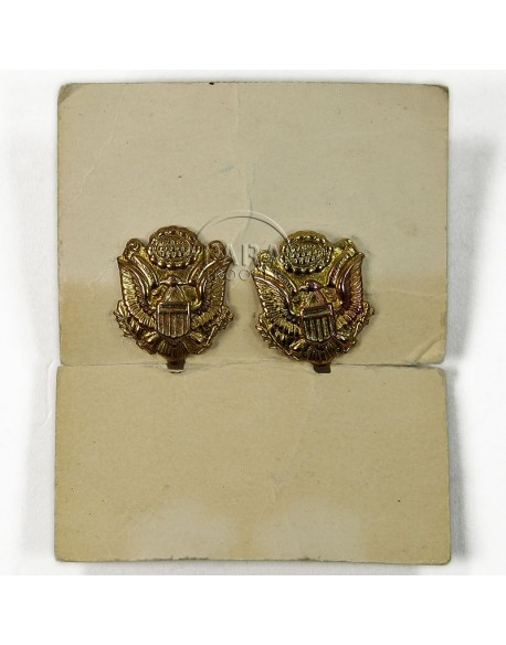 Earrings, US Army, Sweetheart