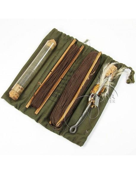 Kit de pêche, USAAF